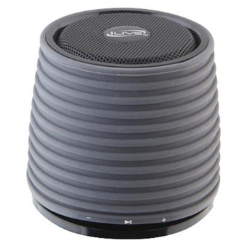 iLive Portable Bluetooth Wireless Speaker - Black (ISB212B)