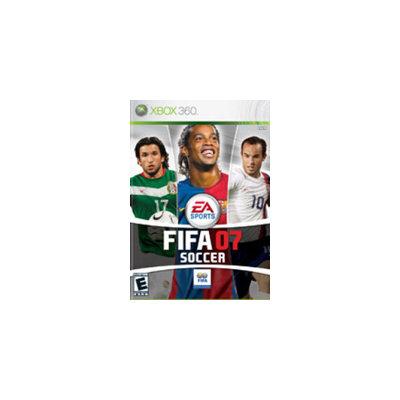 EA FIFA 07 Soccer Xbox 360