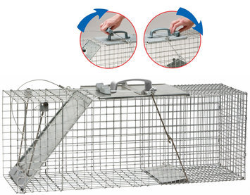 Woodstream WOD1085 Havahart Easy Set Cage Trap