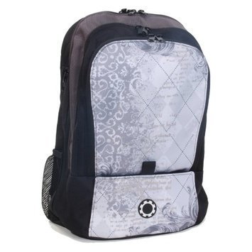 DadGear Backpack Diaper Bag in Ancient Argyle