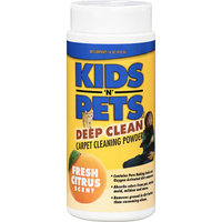 Kids 'N' Pets Deep Cleaning Carpet Cleaning Powder