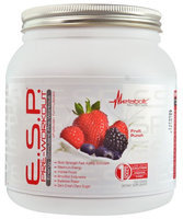 Metabolic Nutrition E.S.P. Pre-Workout Fruit Punch - 300 Grams