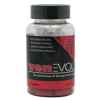 Evo Labs Venevol 90 Capsules, 0.35-Ounce Bottle
