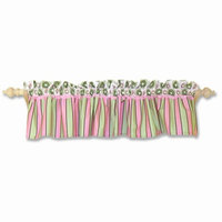 Trend Lab Pixie Stix Window Valance, 1 ea