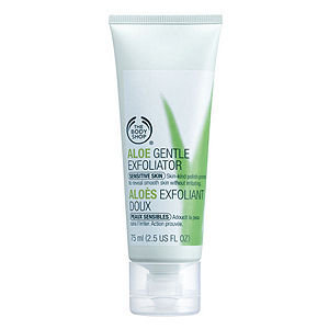 THE BODY SHOP® Aloe Gentle Exfoliator