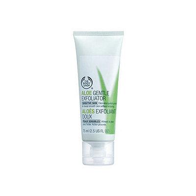 The Body Shop Aloe Gentle Exfoliator