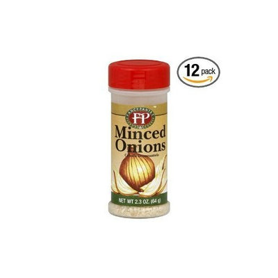 Fancy Pantry Onion Minced, 2.3-Ounce (Pack of 12)