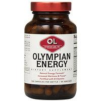 Olympian Labs Olympian Energy, 100 Capsules