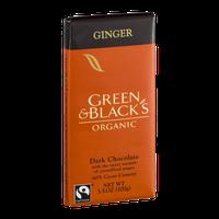 Green & Black's Organic Dark Chocolate Ginger