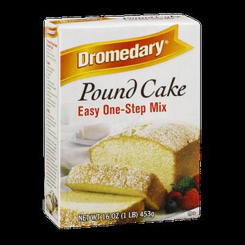 Dromedary Pound Cake Easy One-Step Mix