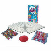 Nostalgia Electrics HCK-800 Hard & Sugar Free Cotton Candy Kit