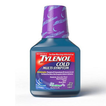 Tylenol® Cold Multi Symptom Nighttime Liquid