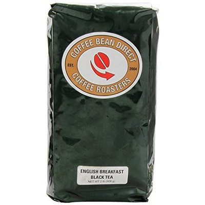 Coffee Bean Direct English Breakfast Loose Leaf Tea, 2 Pound Bag