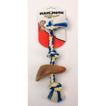 Mammoth Pet Products MM20210 13 in. Rope Tug, 0.41 lbs.