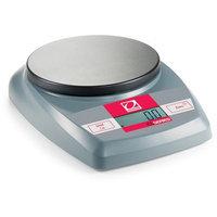 OHAUS CL201 Digital Scale, Plastic Pltfrm,200g Cap.