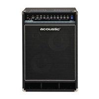 Acoustic B450mkII 450W Bass Combo Amp Black