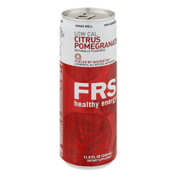 FRS Low Cal Citrus Pomegranate Healthy Energy Drink