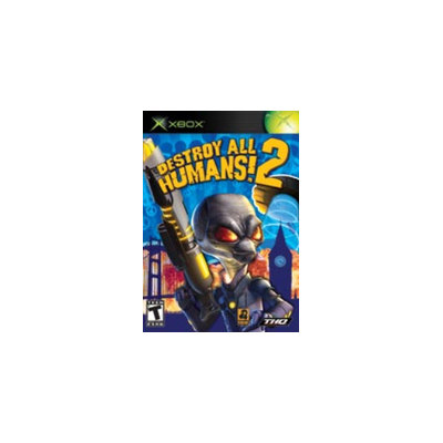 Pandemic Studios Destroy All Humans 2