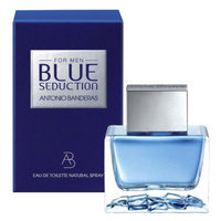 Antonio Banderas Men's Blue Seduction Eau de Toilette - 1.7 oz