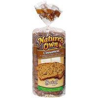 Nature's Own: Cinnamon Swirl Bread, 16 Oz