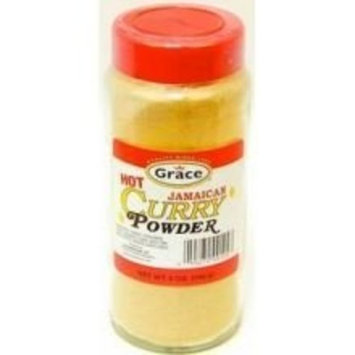 Grace Jamaican Hot Curry Powder 6 oz