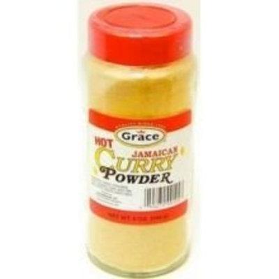 Grace Jamaican Hot Curry Powder 6 oz