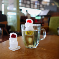 Teamong Monkey Tea Infuser, Clear