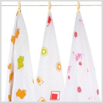 Aura Weavers AURA(tm) Weavers AW01P3S002R Princess Fairytale baby blanket