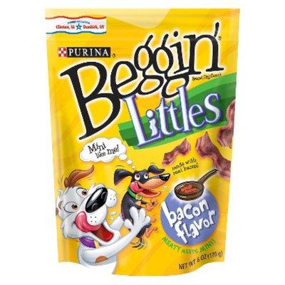 Purina Beggin' Strips Beggin' Littles Bacon Flavor Dog Snacks - 6 oz