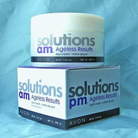Avon Solutions a.m./p.m. Ageless Results Day Cream SPF 15/Night Cream