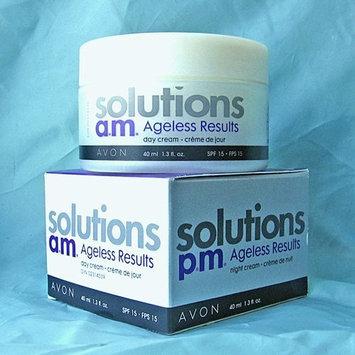 Avon Solutions a.m./p.m. Ageless Results Day Cream SPF 15/Night Cream