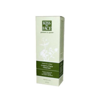 Kiss My Face Potent and Pure Clean For A Day Cleanser Normal to Dry Skin