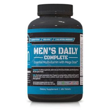 Trusted Nutrients 1Z-RNNB-DQKE Mens Complete Multivitamin - 180 Tablets