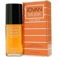 Jovan Musk Men's Cologne Spray