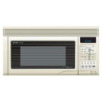 Sharp 1.1 Cu.Ft. 850 Watt Over-the-Range Microwave - Off-White