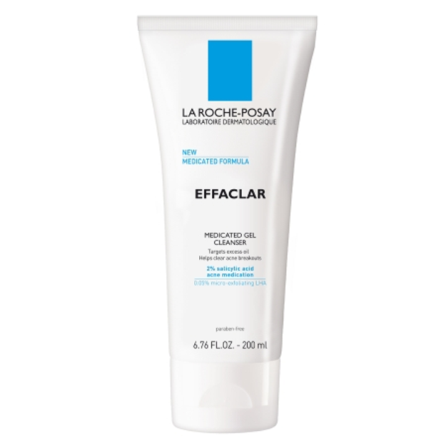 La Roche-Posay Effaclar Medicated Gel Cleanser