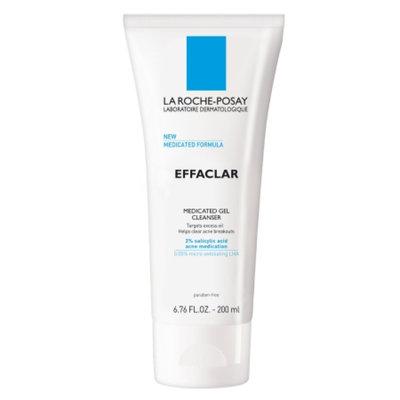 La Roche-Posay Effaclar Medicated Gel Cleanser