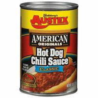 Austex American Originals Classic Hot Dog Chili Sauce
