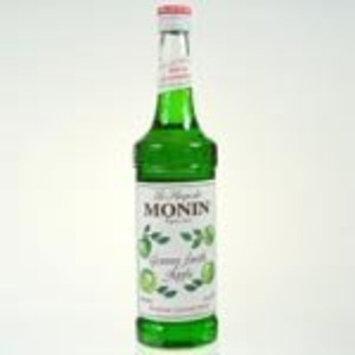 Monin Apple - Granny Smith Apple Syrup, 750 Ml
