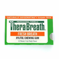 TheraBreath Fresh Breath Xylitol Chewing Gum
