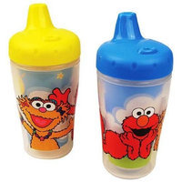 The First Years 2 Pack 9 Ounce Insulated Sippy Cup , Sesame Street