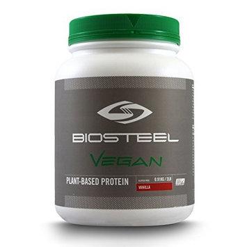 BioSteel - Vegan Plant-Based Protein Vanilla - 2 lb.