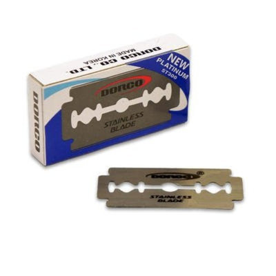 Dorco Stainless Blade #ST-301(10 Blades)
