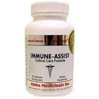 Aloha Medicinals Inc. Immune Assist Critical Care Formula 84 capsules 500 mg