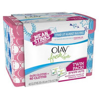 Olay Fresh Effects S'Wipe Out Refreshing Makeup Removal Cloths