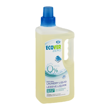 Ecover Zero Natural Laundry Liquid Free and Clear