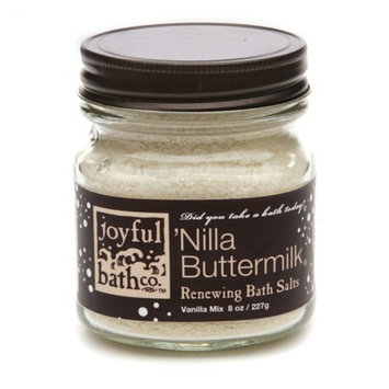 Joyful Bath Co Renewing Bath Salts