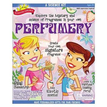 Scientific Explorer Perfumery Science Kit  Ages 6+