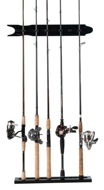 Organized Fishing 8 - Rod Modular Wall Rack