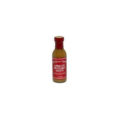 The Silver Palate APRICOT MUSTARD SAUCE Chicken & Ham COOKING SAUCE 13.5 oz.